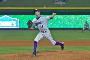 Chris Sale had a 2.25 ERA in four appearances for the Dash in 2010.