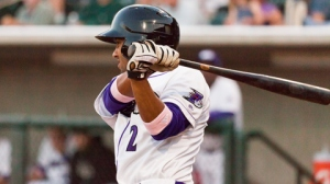 Marcus Semien spent all of 2012 in Winston-Salem and impressed at Major League camp this year. (Steve Orcutt/W-S Dash).
