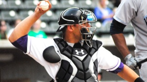 How will the catching duties be split among Kevan Smith, Martin Medina and Brent Tanner? (Dan Barber/W-S Dash).