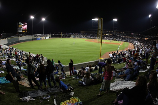 MiLB - Potomac vs. Winston-Salem - April 13, 2010