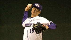 Jason Van Skike will make his second professional start Sunday (Jody Stewart/W-S Dash).