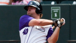 Dan Black and seven other Dash alums are Southern League All-Stars (Steve Orcutt/W-S Dash).