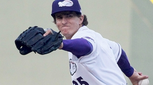 Jake Cose tossed seven scoreless innings for the second straight outing last night (Laura Marshall/W-S Dash).