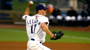 Charlie Leesman struck out eight Minnesota Twins in his big league debut last night (milb.com).