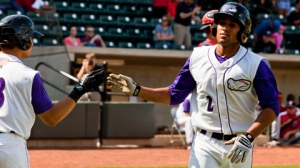 Former Dash shortstop Marcus Semien was named a Double-A Year-End All-Star (Steve Orcutt/W-S Dash).