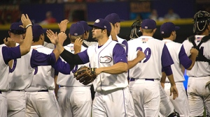 The Dash have shared more postgame high fives than most High-A teams lately.