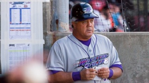Tommy Thompson will don the Dash purple again in 2014 (Steve Orcutt/W-S Dash).