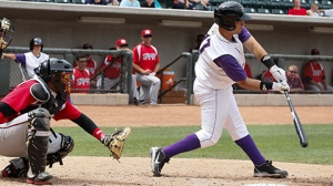 The Dash lost their season series to the Mudcats last year (Laura Marshall/W-S Dash).