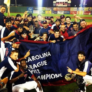 The Red Sox surged down the stretch en route to the 2013 Mills Cup.