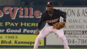 First rounder Tim Anderson will start his first full professional season in Winston-Salem (Ray Marsden).