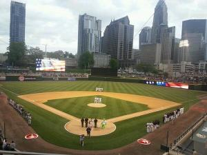 The other BB&T Ballpark looks pretty darn good, too (photo via Charlotte Knights).