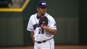 Dash righty Brandon Hardin is heading to the seven-day disabled list (Jody Stewart/W-S Dash).