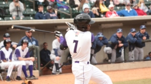 Shortstop Tim Anderson had two hits against Frederick on Saturday. (Jody Stewart/W-S Dash)