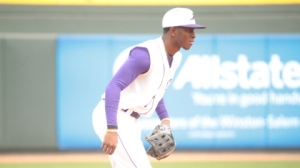 Tim Anderson is on the disabled list for the first time as a professional (Jody Stewart/W-S Dash).