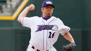 Brandon Hardin is heading to Double-A for the first time (Steve Orcutt/W-S Dash).