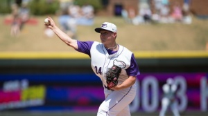 J.B. Wendelken returns to the rotation after missing a start (Jody Stewart/W-S Dash).
