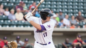 Jason Coats' first homer in July was the difference in Saturday's thriller (Jody Stewart/W-S Dash).