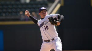 Brad Goldberg will make a spot start for Winston-Salem on Sunday (Jody Stewart/W-S Dash)