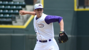 Tyler Danish had a 3-1 record and 1.10 ERA in six July starts. (Dan Barber/W-S Dash)