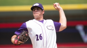 Carlos Rodon will make his second start with the Dash tonight. (Jody Stewart/W-S Dash)