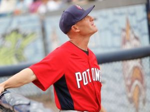 After winning the Carolina League's Manager of the Year award, Tripp Keister returns for Potomac in 2015. (Daniel Sato/The News Journal)
