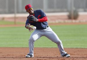Francisco Lindor is the top prospect in the Cleveland Indians organization. (Paul Sancya/Associated Press)