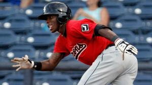 Tim Anderson has stolen the most bases in the Southern League. (Buren Foster)