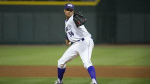 Peter Tago leads the Dash with eight saves. (Jody Stewart/W-S Dash)