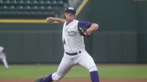 Carson Fulmer shined Thursday in his High-A debut. (Jody Stewart/W-S Dash)